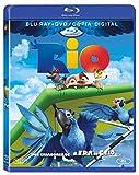 Blu-ray + DVD Rio [ Brazilian Edition ] [ Audio and Subtitles in English + Spanish + Portuguese ] Region A