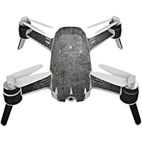 Skin For Yuneec Breeze 4K Drone – Scratched Up | MightySkins Protective, Durable, and Unique Vinyl Decal wrap cover | Easy To Apply, Remove, and Change Styles | Made in the USA