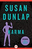 Front cover for the book Karma by Susan Dunlap