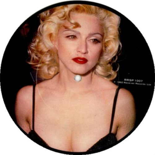 Shine A Light (Madonna Vinyl Picture Disc)