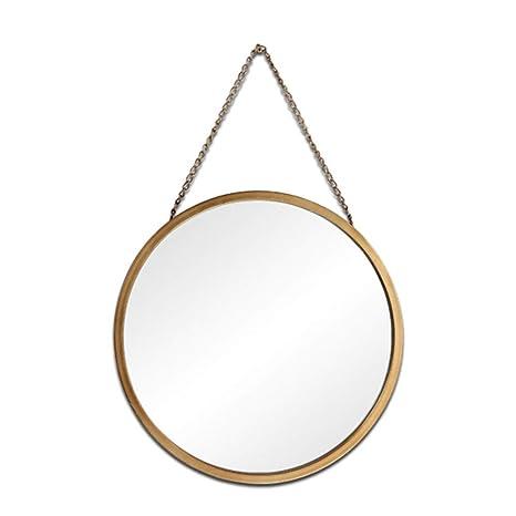 Amazon.com: Espejo de baño, salón hogar, espejo de pared ...