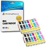 14 Compatibili Epson 24XL Cartucce d'inchiostro per Expression Photo XP-55 XP-750 XP-760 XP-850 XP-860 XP-950 - Nero/Ciano/Magenta/Giallo/Ciano Chiaro/Magenta Chiaro, Alta Capacità