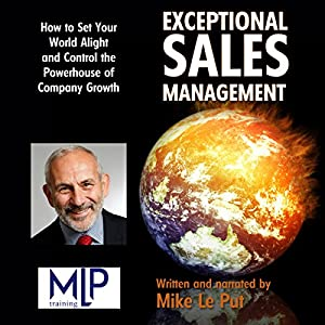 Exceptional Sales Management | Livre audio