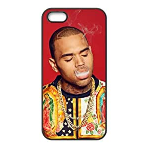 Chris Brown Cell Phone Case for Iphone 5s