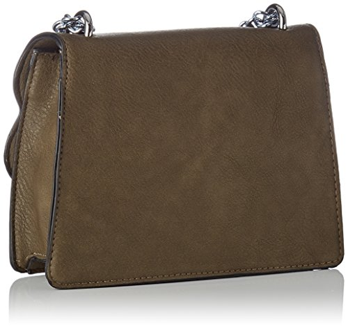 SwankySwans Mini Rita Khaki Bag Satchel Bag Green Cross Body Womens 44PwqA6