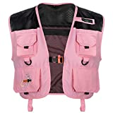 Cheap Lucky Bums Adventure Vest, Pink, Large