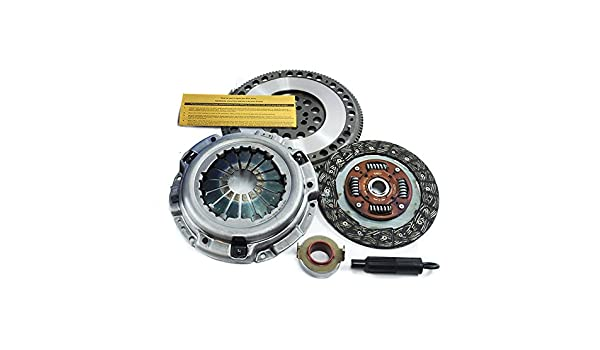 Amazon.com: EXEDY CLUTCH PRO-KIT+RACING FLYWHEEL 92-01 FOR HONDA PRELUDE 2.2L 2.3L F22 H22 H23: Automotive