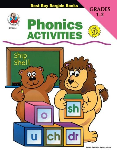 Best Buy Bargain Books: Phonics Activities, Grades 1-2 PDF