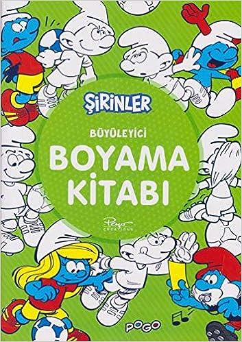 Buyuleyici Boyama Kitabi Sirinler Translated By Elif Celik