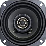 Earthquake Sound T40 TNT 2-Way Coaxial Speakers - Set of 2 (Black)
