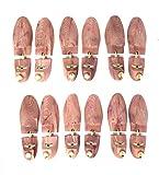 Cedar Elements Little Wholesale Program - Cedar Shoe Tree - 6 Pairs (XL)