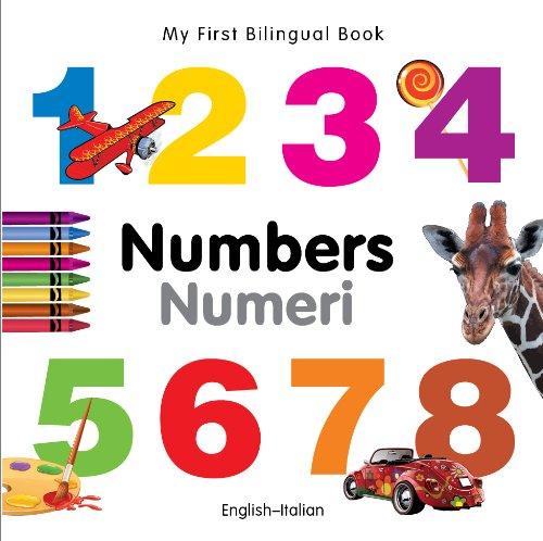 Language Italian Alphabet (My First Bilingual Book–Numbers (English–Italian) (English and Italian Edition))