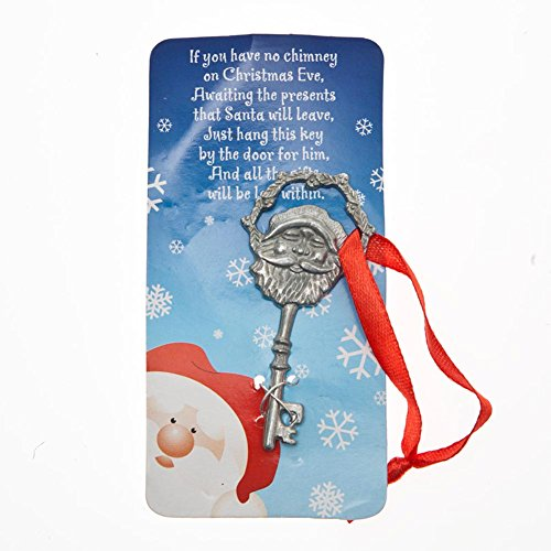 Key For Santa Claus by Century Novelty ()