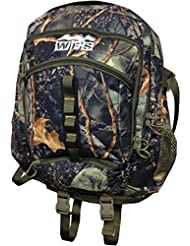 World Famous Sports Hunting/Hiking Deluxe 1900 Cubic Inch Day Pack