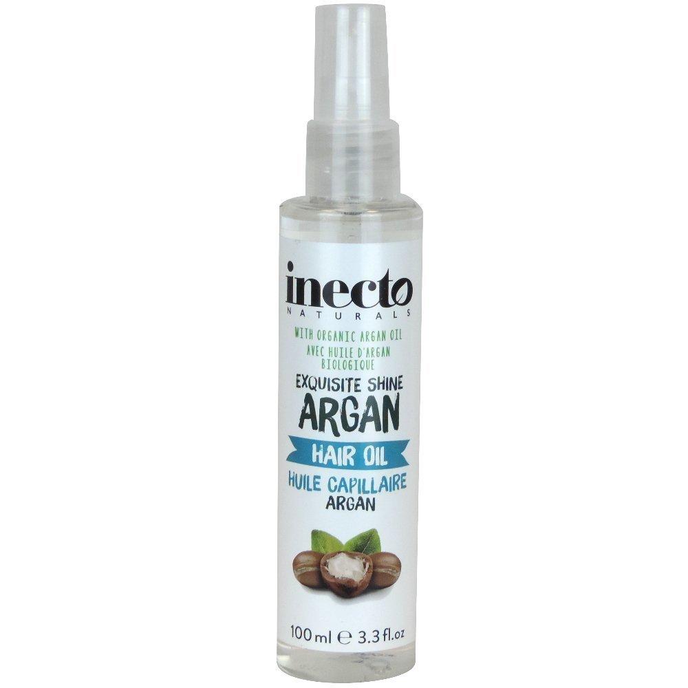 Inecto Naturals - Exquisite Shine Argan Hair Oil Spray - 100ml
