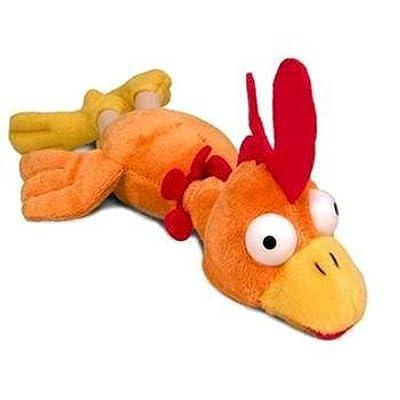 Playmaker Toys Farmyard Flingshot Flyers Flying Squawking Chicken: Toys & Games