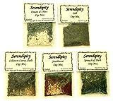 Serendipity Creamy Dip Mix (Variety Pack, 5 Dip Mixes)