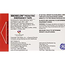 Broselow's Pediatric Emergency Tape