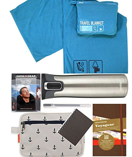 Carry-on Comforts Travel Gift Bundle
