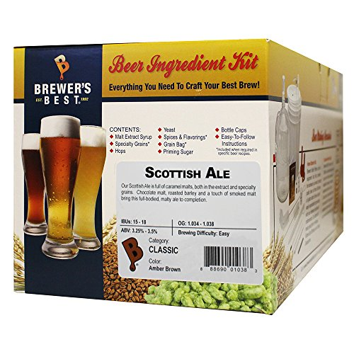Beer Scottish (Brewer's Best Scottish Ale Kit)