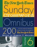 new york times sunday crossword - The New York Times Sunday Crossword Omnibus- vol 6