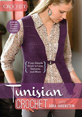 Interweave Crochet Presents Tunisian (Interweave Crochet Presents)