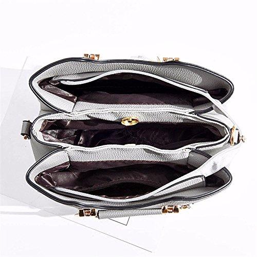 strato tre di borsa tracolla tempo la Regali MSZYZ il singolo la per Natale attraversa borsetta Blue libero blu nuova moda a YC0F5OFn