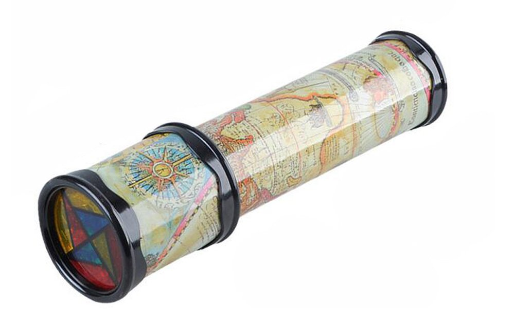 East Majik Educational Toys Classical Magic Kaleidoscope Best Gifts for Kids