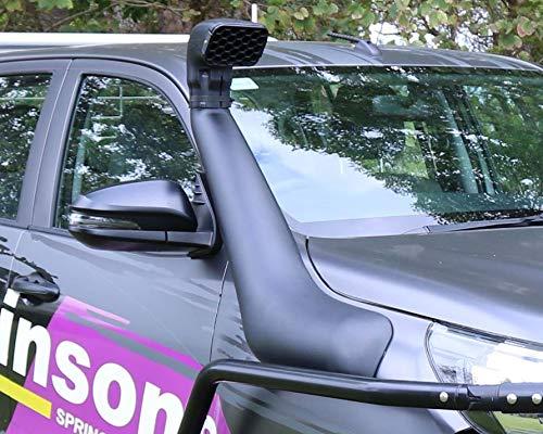 (Dobinsons 4x4 Snorkel Kit for 2015+ Toyota Hilux Revo 2.8L TDI Diesel)