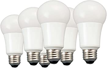 6-Pack TCP 60W A19 LED Light Bulb