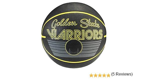 Spalding NBA Equipo Golden State Warriors Tamaño 7 – Balón de ...