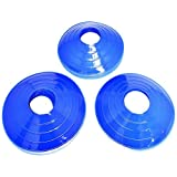 BlueDot Trading Disc Cones (12-Pack)