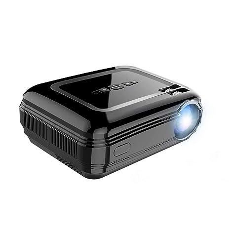 ALWAYZZ 1080P HD 1280 * 800 Proyector LCD Alta resolución Alta ...