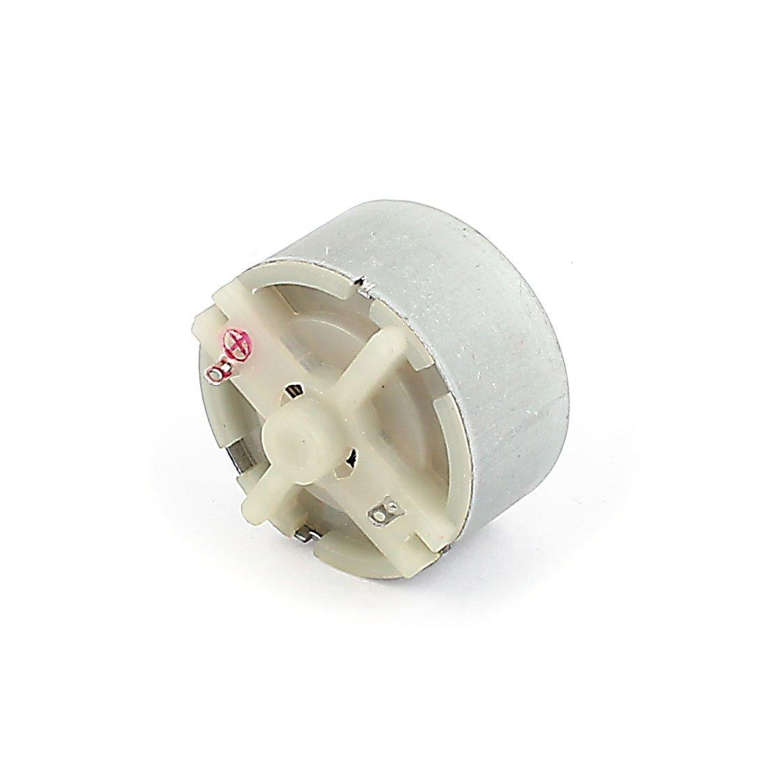 sourcing map RC500 DC12V 3000-4000TR//MIN Mini Micro-Moteur broche /électrique