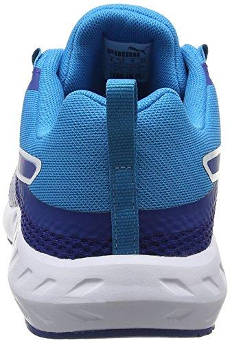 Puma Herren Flare 2 Laufschuhe Blau (true blue-blue danube 01)