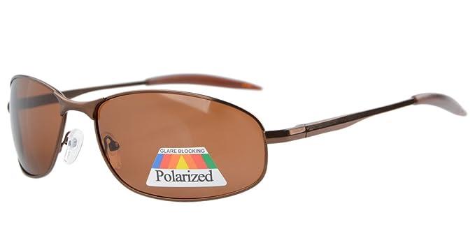 Eyekepper Metallrahmen Angeln Golf Radfahren Fliegen im Freien polarisierten Sonnenbrillen Gunmetal jSoYDQ