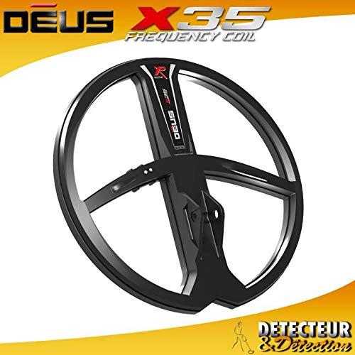 Detector de metales XP DEUS RC 28 cm, 11 V3,2 (Lite: Amazon.es: Electrónica