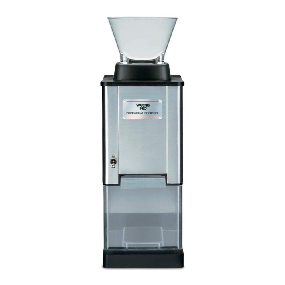 Waring Pro IC70 Professional Stainless Steel Large-Capacity Ice Crusher by Waring (Image #1)