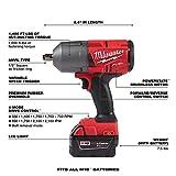"Milwaukee 2767-22 Fuel High Torque 1/2"" Impact"