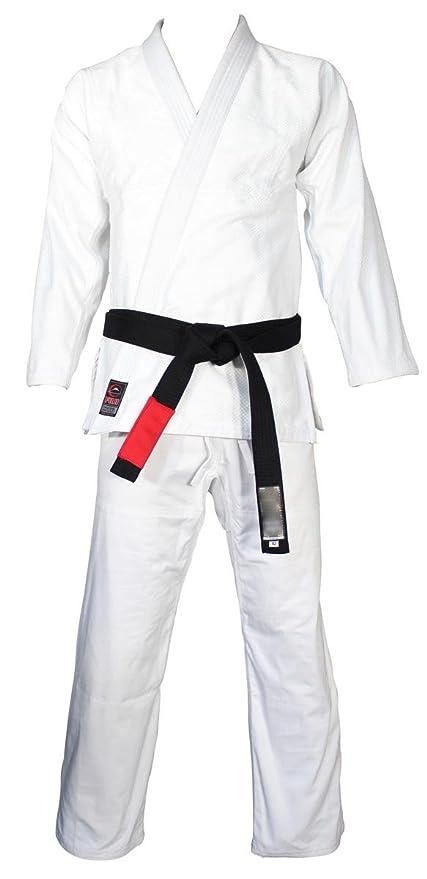 FUJI Jiu Jitsu Gi - White A6: Amazon co uk: Sports & Outdoors