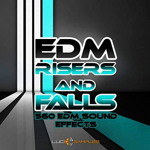 (EDM Risers & Falls is a set off effects to build up energy in EDM compositions. The collection contains 280