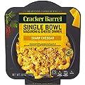 Cracker Barrel Mac & Cheese Single Bowl Dinner, Sharp Cheddar, 3.8 Ounce (Pack Of 6)
