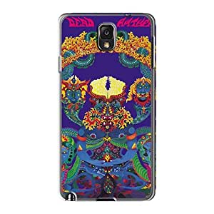 Samsung Galaxy Note3 Ozl7897iKlV Support Personal Customs Lifelike Grateful Dead Skin Great Hard Cell-phone Cases -PhilHolmes