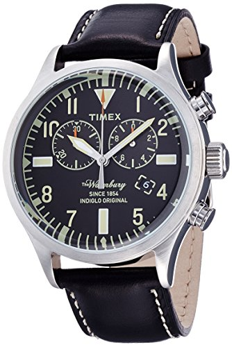 Timex Mens Timex Analog Casual Quartz Watch NWT TW2P64900