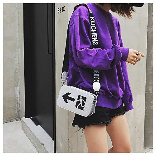 colore a donne viaggio borse telefono cellulare Argento e Limeinimukete piccola Borse spalla leggere con Girls borsa da rosso per Il AwxqFCTFd