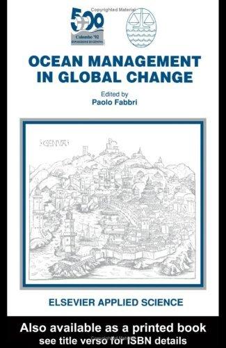 Ocean Management in Global Change Pdf