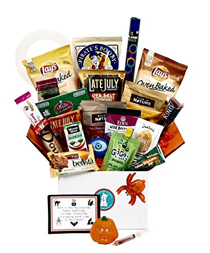 Howlin Healthy Pack - The Healthy Halloween Care (Halloween College Care Packages Ideas)