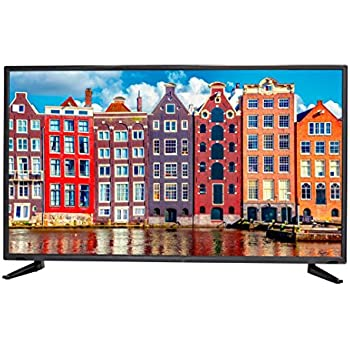 Sceptre 50 inches Slim ATSC QAM MEMC 120 1080p LED HDTV, Metal Black (2019 Amazon.com: HDTV