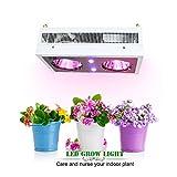 Full Spectrum LED Grow Light UV&IR Plant Lights COB Reflector Lighting For Indoor Plants Veg and Flower