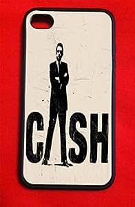 Johnny Cash Iphone 4/4s Case C